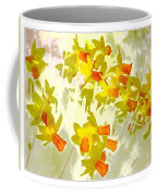 A Host Of Golden Daffodils Coffee Mug