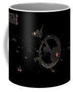 Hostile Dimension Coffee Mug