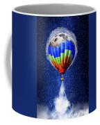 Hot Air Balloon / Digital Art Coffee Mug