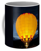 Hot Air Balloon Glow Coffee Mug