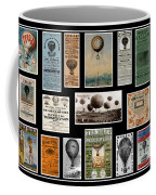 Hot Air Balloon Posters Coffee Mug