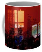 Hot And Cool Coffee Mug