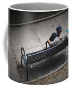 Hot And Homeless Coffee Mug by Brian Wallace
