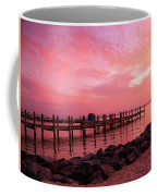 Hot Bay Sunset Coffee Mug