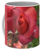 Hot Cocoa Rose Coffee Mug