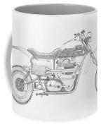 Hot Cross Bonne Coffee Mug