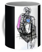 Hot Handed, Cold Hearted Coffee Mug