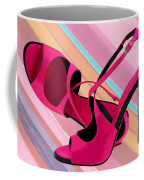 Hot Momma's Hot Pink Pumps Coffee Mug