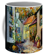 Hot Noon Original Oil Painting  Coffee Mug