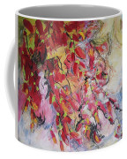 Hot Pepper Drying Coffee Mug
