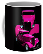 Hot Pink 33  Coffee Mug