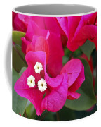 Hot Pink Bougainvillea Coffee Mug