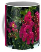 Hot Pink Jacaranda Coffee Mug