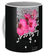 Hot Pink Orchids 2 Coffee Mug