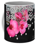 Hot Pink Orchids Coffee Mug