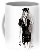 hot Police unifome Coffee Mug
