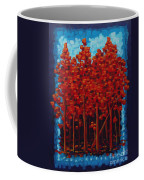 Hot Reds Coffee Mug