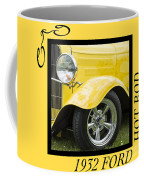 Hot Rod 10 Coffee Mug