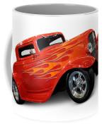 Hot Rod Ford Coupe 1932 Coffee Mug