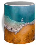 Hot Spring Detail Coffee Mug