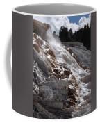 Hot Spring Fountain Coffee Mug