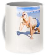 Hot Summer Coffee Mug