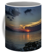 Hot Sunset Coffee Mug