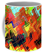 Hot Tile Reflection Coffee Mug
