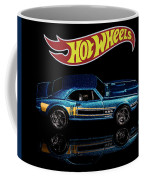 Hot Wheels '67 Pontiac Firebird 400-1 Coffee Mug by James Sage
