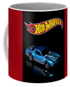 Hot Wheels 67 Pontiac Firebird 400-3 Coffee Mug by James Sage