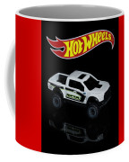 Hot Wheels Ford F-150 Raptor Coffee Mug by James Sage