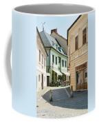 Hotel Around The Bend Coffee Mug