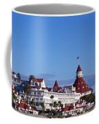 Hotel Del Coronado Coffee Mug