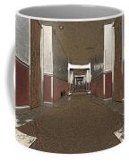 Hotel Hallway. Coffee Mug