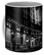 Hotel Metro, Nyc - Bw Coffee Mug