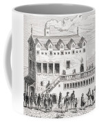 Hotel Of The Chamber Of Accounts In The Coffee Mug