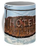 Hotel Pontotoc Coffee Mug
