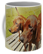 Hounds Coffee Mug