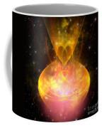 Hourglass Nebula Coffee Mug