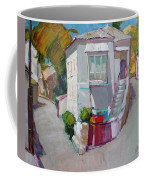 Hous In Crimea Coffee Mug