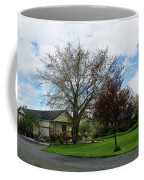 House At The City Limits Coffee Mug