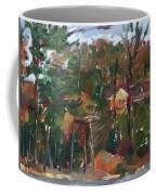 House Between Trees Coffee Mug