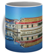 House Boats  Coffee Mug
