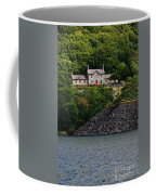 House By The Llyn Peris Coffee Mug