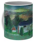 House During Sunset Coffee Mug