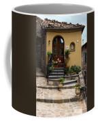 House Entrance  Coffee Mug
