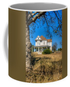 House Framed By Tree Coffee Mug