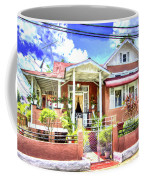 House In Curepe Coffee Mug