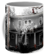 House In The Middle  Coffee Mug