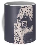 House Of Cards Coffee Mug